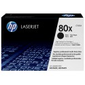 HP 80X cartouche de toner noir haute capacite 6.900 p.
