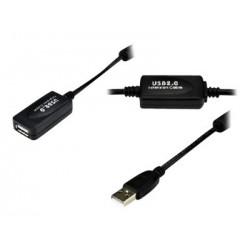 MCL USB2-615 câble USB 15 m...